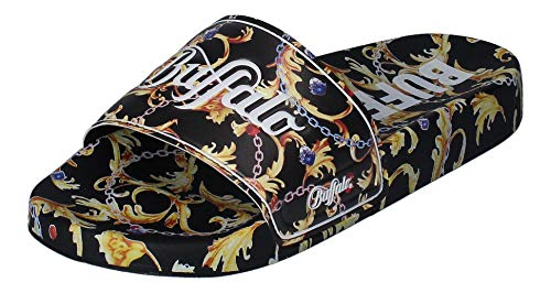Buffalo - Rufina BN16110511 - Black Gold, Taille:39 EU
