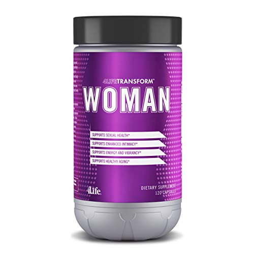 4Life - Transform Woman - Sexual Performance and Vitality - 120 Capsules