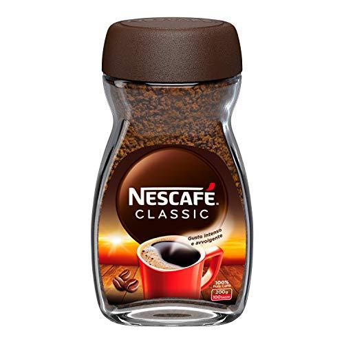 NESCAFÉ CLASSIC Caffè Solubile, 6 Barattoli 200 g