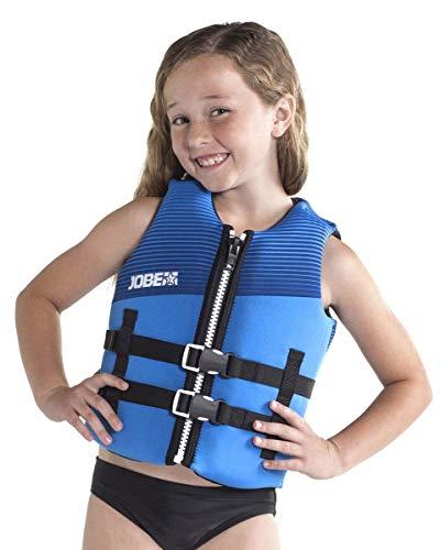 Jobe Kinder Neopren Schwimmweste, blau, 12