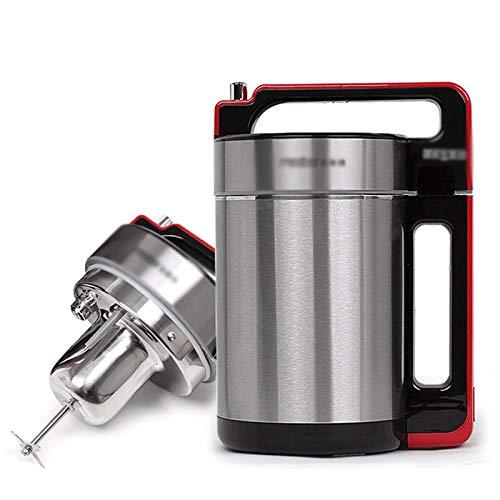 TWDYC Großräumige Double-Layer-Edelstahl-automatische Filter-Free Soymilk Kochmaschine