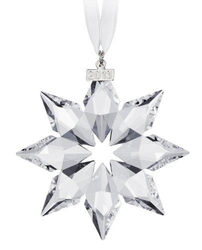 SWAROVSKI 5004489 2013 Annual Edition Crystal Star Ornament, Clear