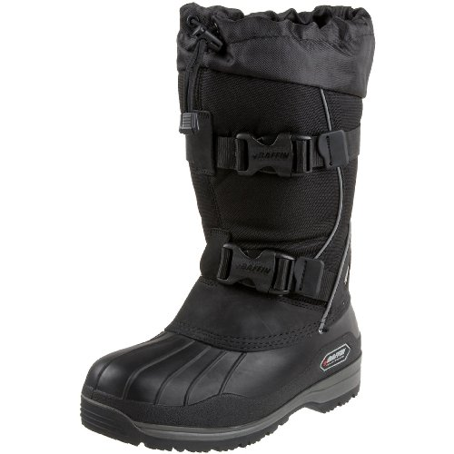 Baffin Women's Impact Insulated Boot,Black,9 M