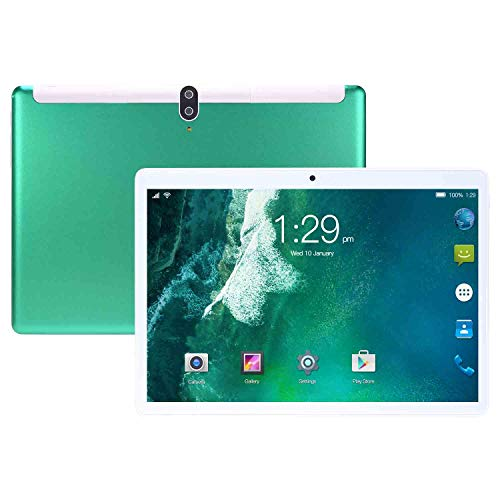 Lenove Tablet 10 Inch Android 10, 3G Phone Call and WiFi Tablet with SIM Card, 8GB RAM + 128GB ROM, Eight-Core Processor, Bluetooth, GPS, 8800mAh, 8MP and 13MP Camera