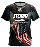 Coolwick Storm American Eagle Bowling Jersey (XL)