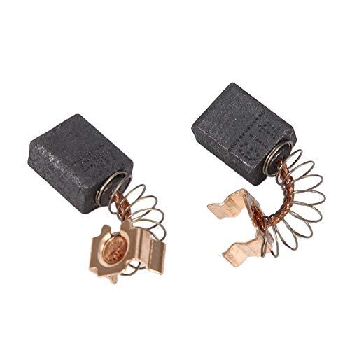 Einfach zu installierende Kohlebürstenersatz, geräuscharme Kohlebürste für Motorradmotoren
