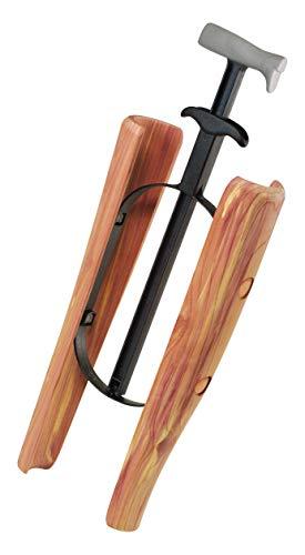 nico Cedar Sensomatic® Stiefel-Schaftformer aus Red Cedar Holz, exklusiver Stiefelspanner aus Zedernholz mit ca. 35 cm Länge