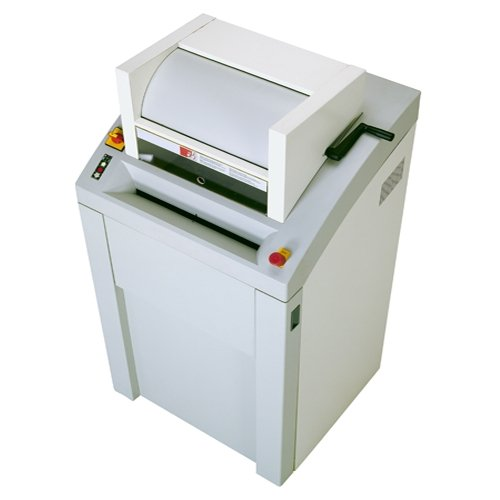 Find Discount HSM HSM1503 450.2c Industrial Shredder, 80-85 Sheet Capacity, Cross Cut, 76.6 Gallon C...
