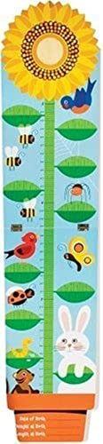 Sunflower & Friends Growth Chart by Lights Camera Interaction