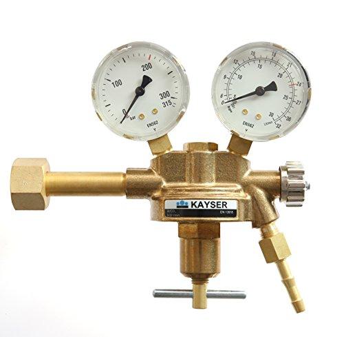 Kayser Argon-CO2-Druckminderer K 10-200 bar