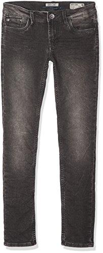 Garcia Kids Mädchen 515 Jeans, Schwarz (Black Cloud 2250), 176