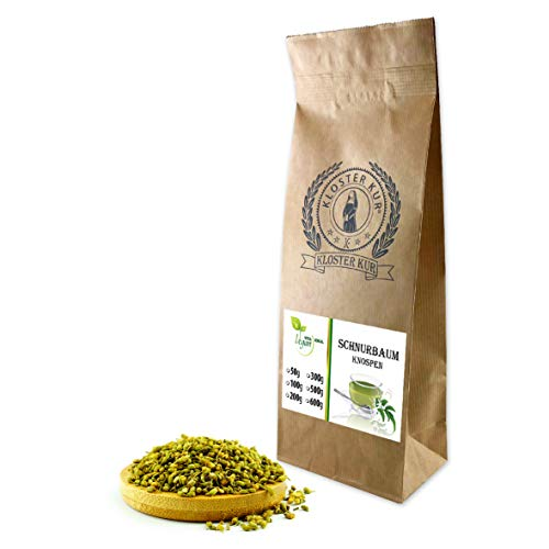 VITAIDEAL VEGAN® Schnurbaumknospen (Sophora, Japanischer Schnurbaum) 100g, rein natürlich ohne Zusatzstoffe.
