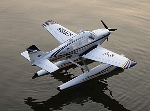 vory 2.4G bürstenloser Motor RTF RC Flugzeug Starrflügel Fernbedienung A36 Bonanza Flugzeuge Trainer Arf Schaum RC Jet Wasserflugzeug