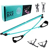 Pilates Bar Kit Portatile Barra per Pilates...