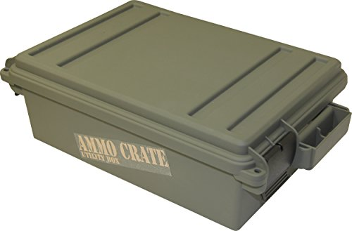 MTM ACR4-18 Water Resistant Ammo Crate Utility Box  $16 at Amazon