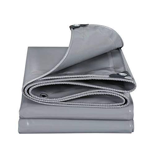 Yxsd 500g/m2-0.45mm Tent Zonnescherm Auto Voertuigen Dekzeil Outdoor Waterdichte Zonnescherm Cover 4x7m