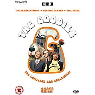 The Goodies The Complete BBC Collection [DVD]