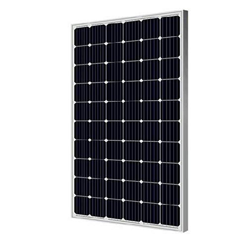 Solarmodule Monokristallin Solarpanel Solarzelle Photovoltaik Solar PV Mono, Wattzahl :310 Watt 24V