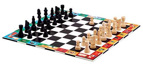 Djeco – spel schaak en dames