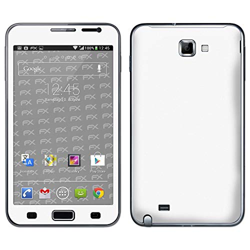 atFolix Skin kompatibel mit Samsung Galaxy Note GT-N7000, Designfolie Sticker (FX-Soft-Alpine), Matte Oberfläche