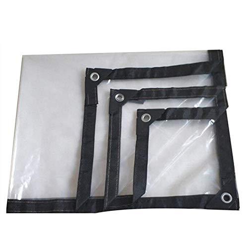 C-J-H Lona, Pesada Impermeable, PVC plástico envejecimiento Aislamiento PE Resistente al Agua y la arandela,5×6m