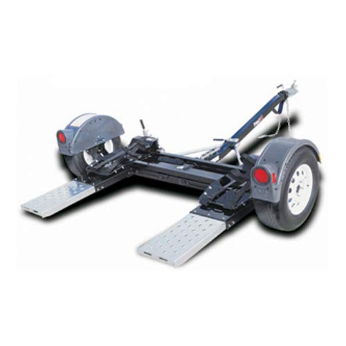 Demco 9713051 Tow-It II Dolly Setup with Brakes