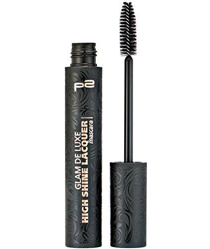 p2 cosmetics Glam De Luxe High Shine Lacquer Mascara, 9 ml