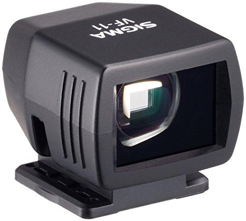 Sigma View Finder VF-11 for DP-1 - Accesorio para cámara (Negro)