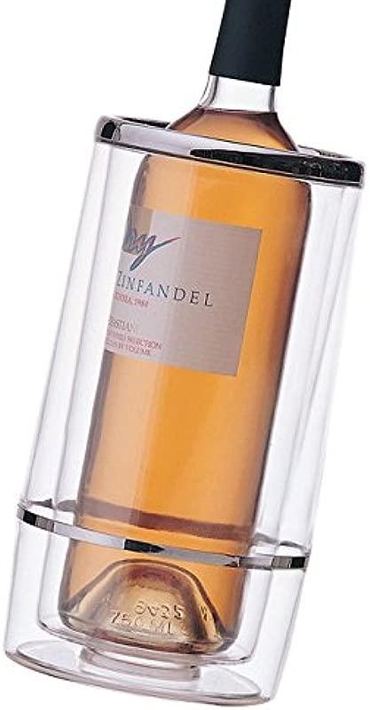 Prodyne A 401 Acrylic Iceless Wine Cooler Clear