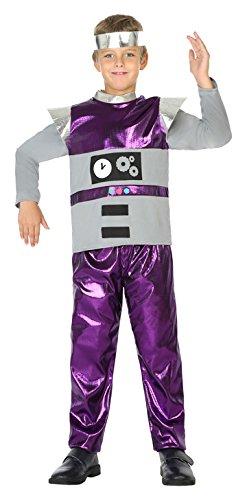 Atosa 39398Robot, Disfraz, 104cm