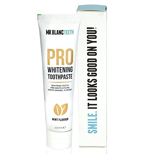 Mr Blanc Teeth Pro Whitening Toothpaste 100ml