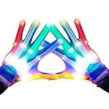 Dreamingbox Spielzeug für Jungen 3-12 Jahre, LED Handschuhe für Kinder Spielzeug für Mädchen...