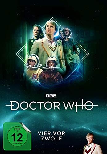 Fünfter Doktor: Vier vor zwölf (2 DVDs)