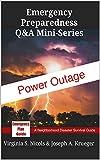 Power Outage: Emergency Preparedness Q&A Mini-Series (Personal Preparedness Mini-Series Book 10) (English Edition)