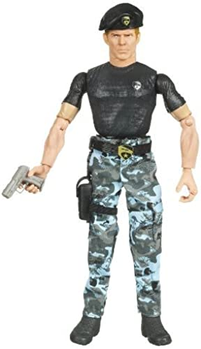 GI Joe Movie 12 Movie Character General Clayton Hawk Abernathy by G. I. Joe