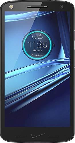 Motorola Turbo 2 XT1585 32GB Verizon LTE Octa-Core Smartphone w/ 21 MP Camera - Gray