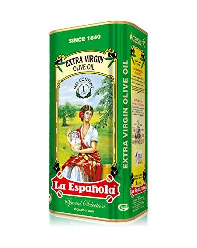 LA ESPAÑOLA - Aceite de Oliva Virgen Extra en Lata 1L
