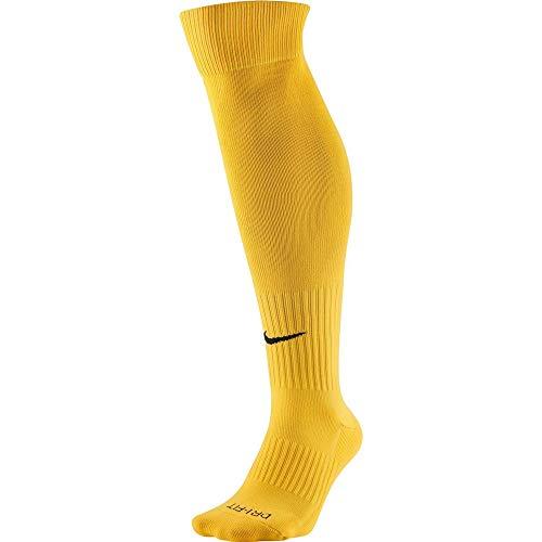 Nike SX5728-010, Calcetines Para Hombre, Amarillo (University Gold / Black), XS