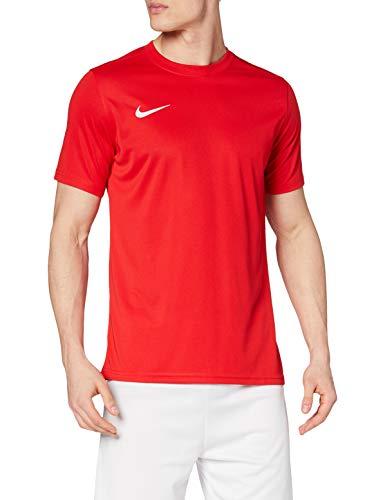 NIKE M Nk Dry Park VII JSY SS Camiseta de Manga Corta,...