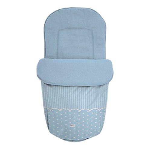 Baby Star 25478 – Sac pour siège universelle, couleur BLEU