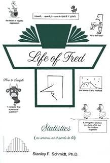 Life of Fred--Statistics
