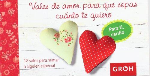Vales de amor para que sepas cuanto te quiero