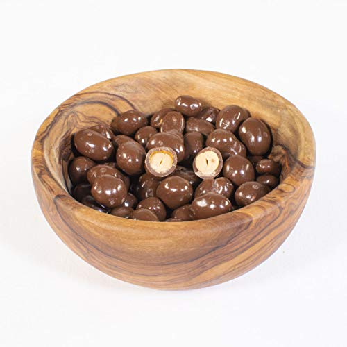 The Fine Harvest Belgian Chocolate Coated Whole Peanuts, 1kg