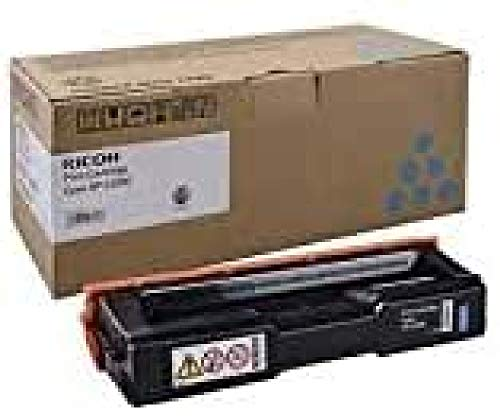 Ricoh SPC220E Cyan Toner 2K Laser Toner 2000Pages Cyan–Patrone Toner & Cartridges (Laser Toner, 2000Pages, Cyan, 1PC (S))