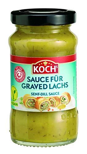 Koch's  Graved Lachs Sauce, 140 ml