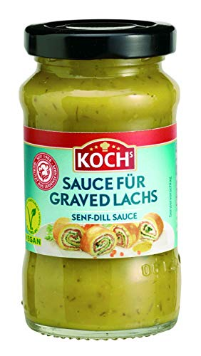 Koch's  Graved Lachs Sauce, 140 ml