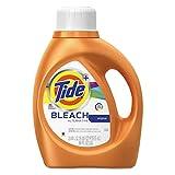 Liquid Laundry Detergent plus Bleach Alternative, Original Scent, 69 oz Bottle, Sold as 1 Carton, 4 Each per Carton