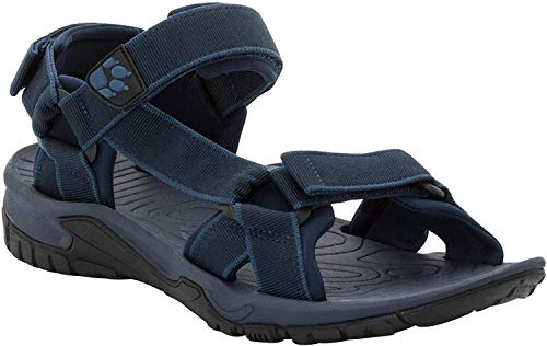 Jack Wolfskin Herren Vojo Hike 2 Texapore Low M Wasserdicht Trekking-& Wanderhalbschuhe, Blau (Night Blue 1010), 42 EU