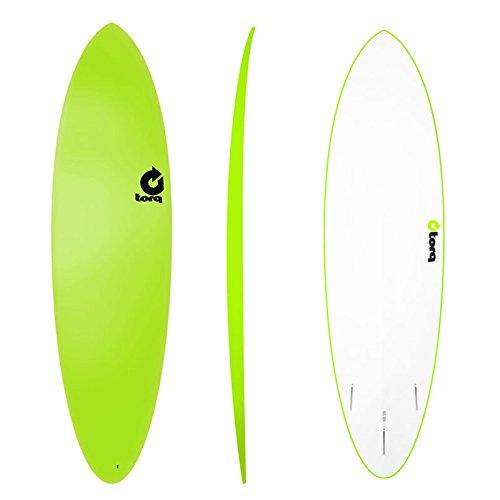Torq Tabla de surf Funboard 6'8