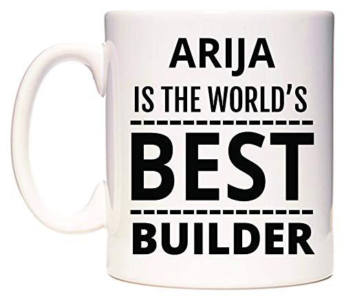 ARIJA Is The World